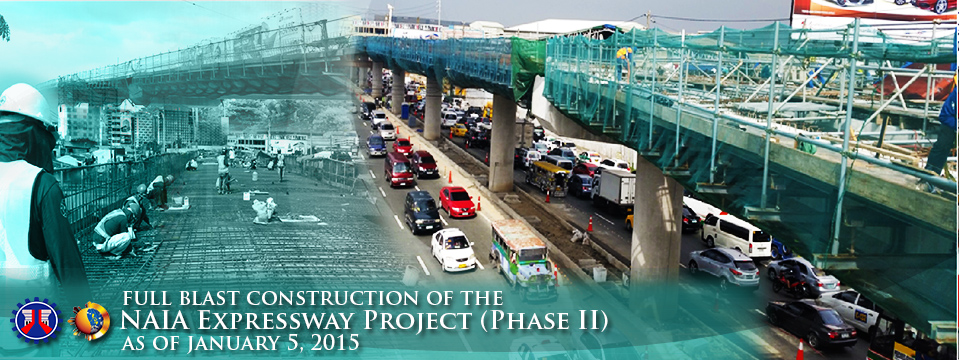 NAIAX Project - Construction as of 05 Jan 2015
