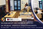 Workshop on Design Issues in PPP