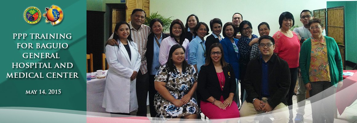 Baguio General Hospital and Medical Center PPP Training_14 May 2015 (1)