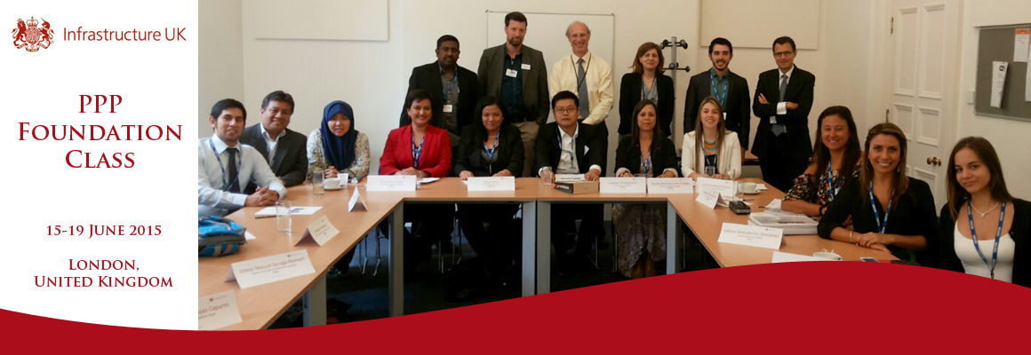 Infrastructure UK PPP Foundation Class_15-19June2015 (2)