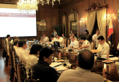 NEDA Board Meeting - approval of LRT Lines 4 & 6 projects