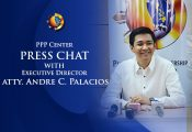 Press Chat with the PPP Center Executive Director Andre Palacios
