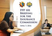 PPP Briefing for Insurance Commission