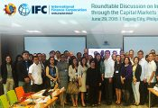 IFC's Roundtable Discussion on Infrastructure Financing