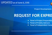 PDMF REOI Banner as of June 8