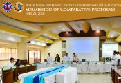 NLEx-SLEx Connector Road Project submission of comparative proposals