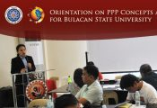 PPP orientation for Bulacan State University
