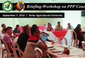 Tarlac Agricultural University set to pursue PPP projects