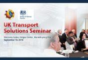UK Transport Solutions Seminar