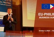 EU-Philippines Business Summit 2016