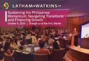 Sustaining event entitled the Philippines' Momentum: Navigating Transitions and Financing Growth