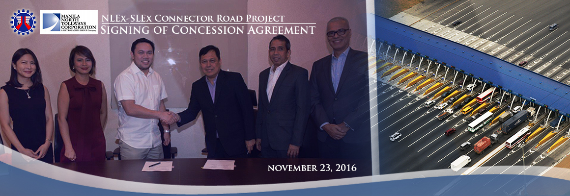 NLEX-SLEX Connector Project CA Signing
