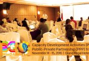 PPP Training for Development Partners (Batch 1)