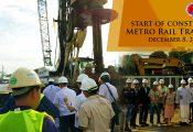 MRT-7 Start of Construction Ceremony