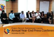 PPP Center year-end press conference