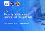 Capacity Development Program for DPWH