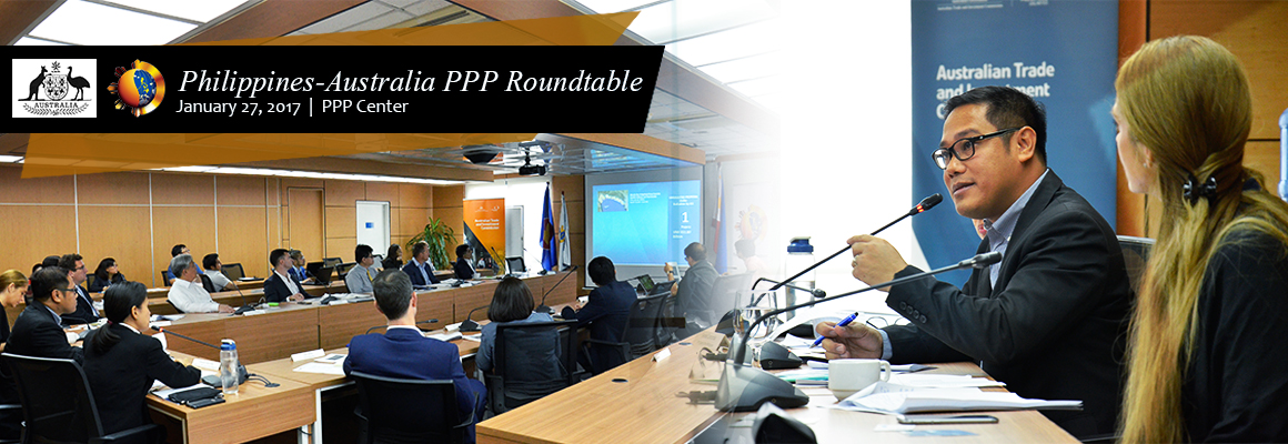 Philippines-Australia Roundtable with the Australian Trade and Investments Commission