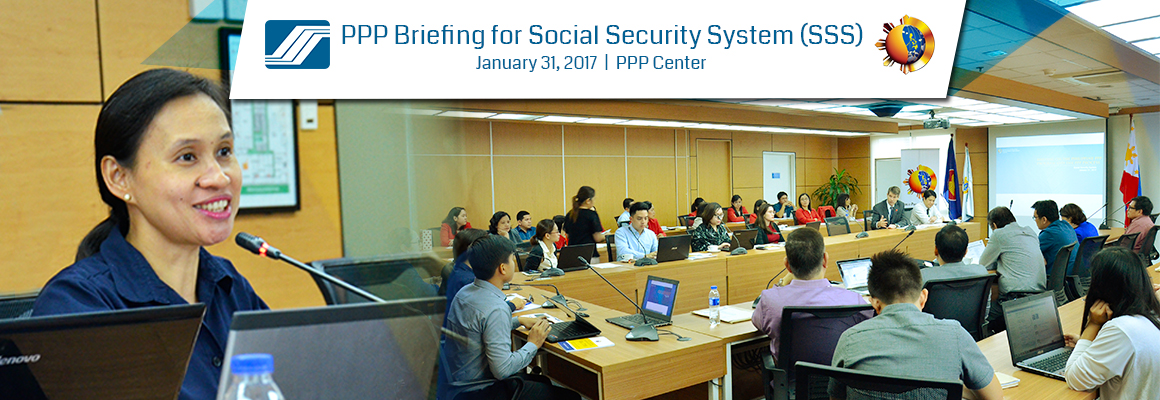 PPP orientation for SSS