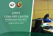 Joint CDIA-PPP Center Workshop for 2017