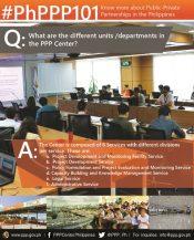 FAQ PPP Center units