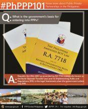 FAQ legal basis of PPP