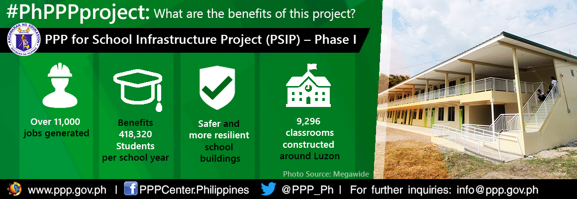 PSIP I Project Benefits