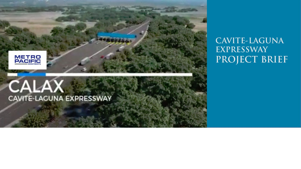 CALAx Project Briefer