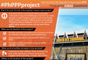 South ITS Project - Frequently Asked Questions