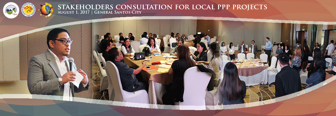 Stakeholders Consultation Workshop for Local PPP Projects