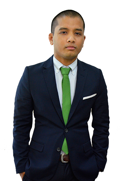 Director Jomel Anthony V. Gutierrez