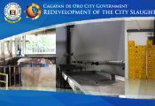 Redevelopment of the City Slaughterhouse Project of the Cagayan de Oro City Government