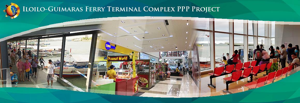 Iliilo-Guimaras Ferry Terminal Complex PPP Project