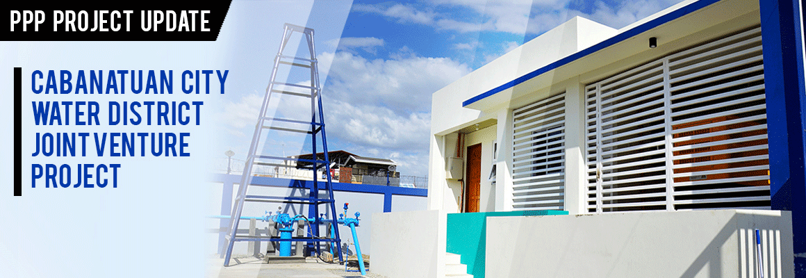 Cabanatuan water district