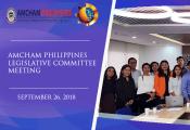 AmCham Philippines Legislative Committee Meeting