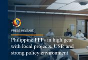 Philippine PPP in high gear