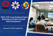 PNOC-DOE Prjoject Concept Paper Workshop