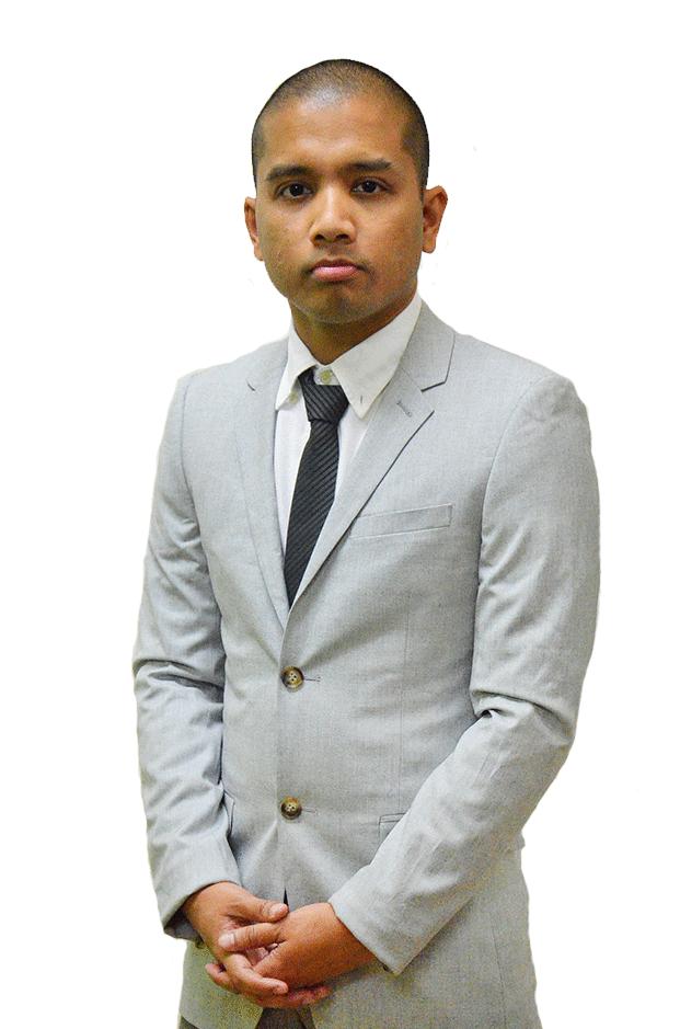 Director Jomel Anthony V. Gutierrez