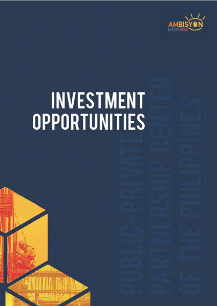 Investment Opportunities brochure