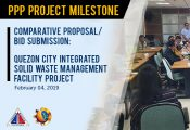 QC Integrated Solid Waste Management Facility project