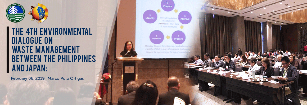 4th Environmental Dialogue and Workshop on Waste Management Between