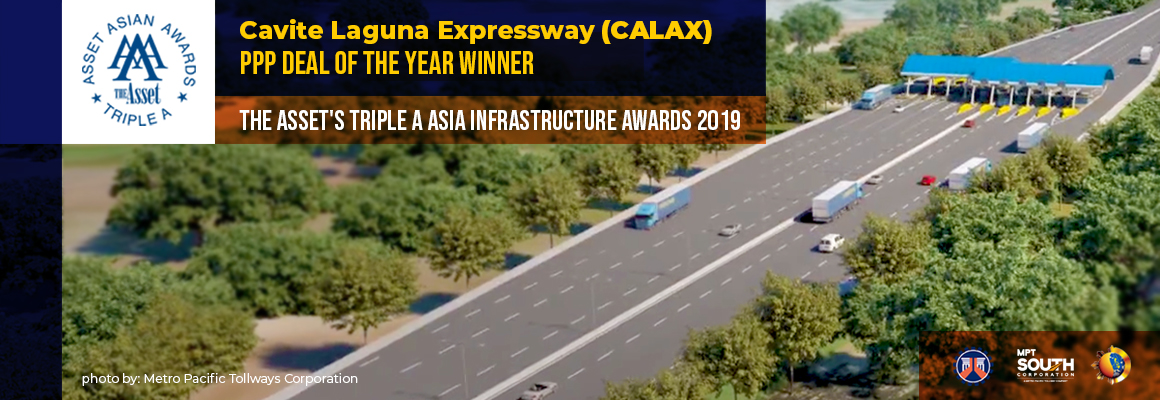 CALAX receives recognition at The Asset's Triple A Asia