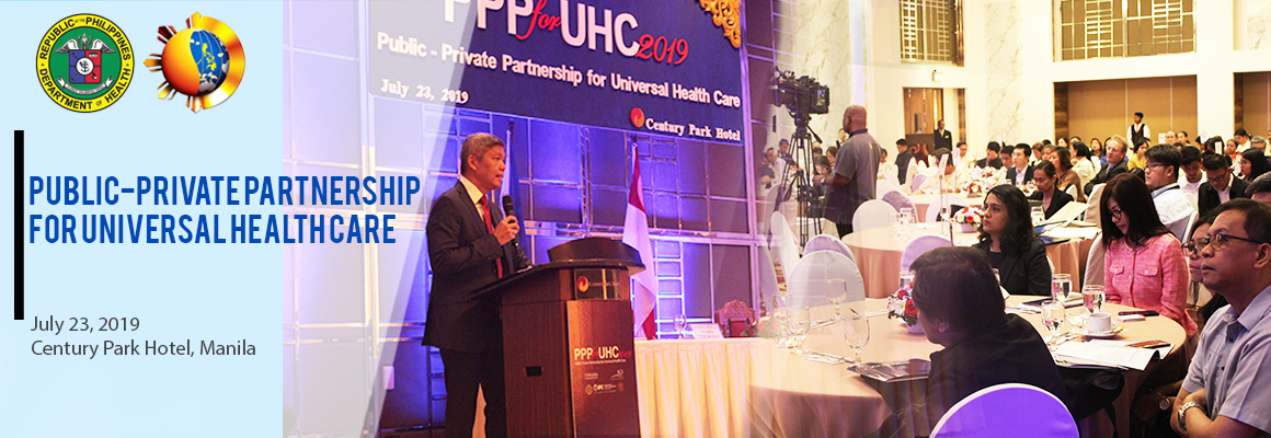 PPP for Universal Health Care