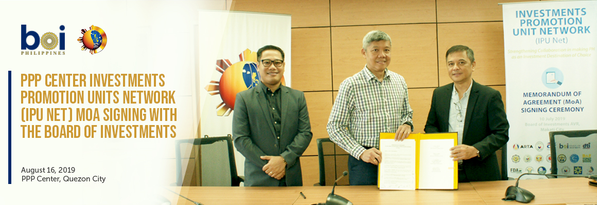 PPP Center joins IPU Net Inter-Agency Initiative