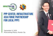 PPP Center, Infrastructure Asia forge partnership for local PPPs