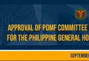 PGH Diliman PDMF TA Approval