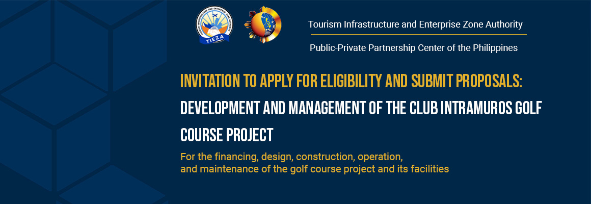 Invitation to Apply for Eligibility and Submit Proposals