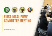 Bislig, Iloilo and Ormoc get PDMF support for local PPP projects
