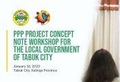 PCN Workshop for Tabuk City