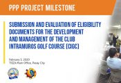 ELigibility DOcuments submission and evaluation for CIGC Project