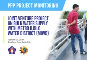Bulk Water Supply JV Project